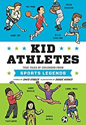 Image of the product Kid Athletes: True Tales that is listed on the catalogue brand of QUIRK.