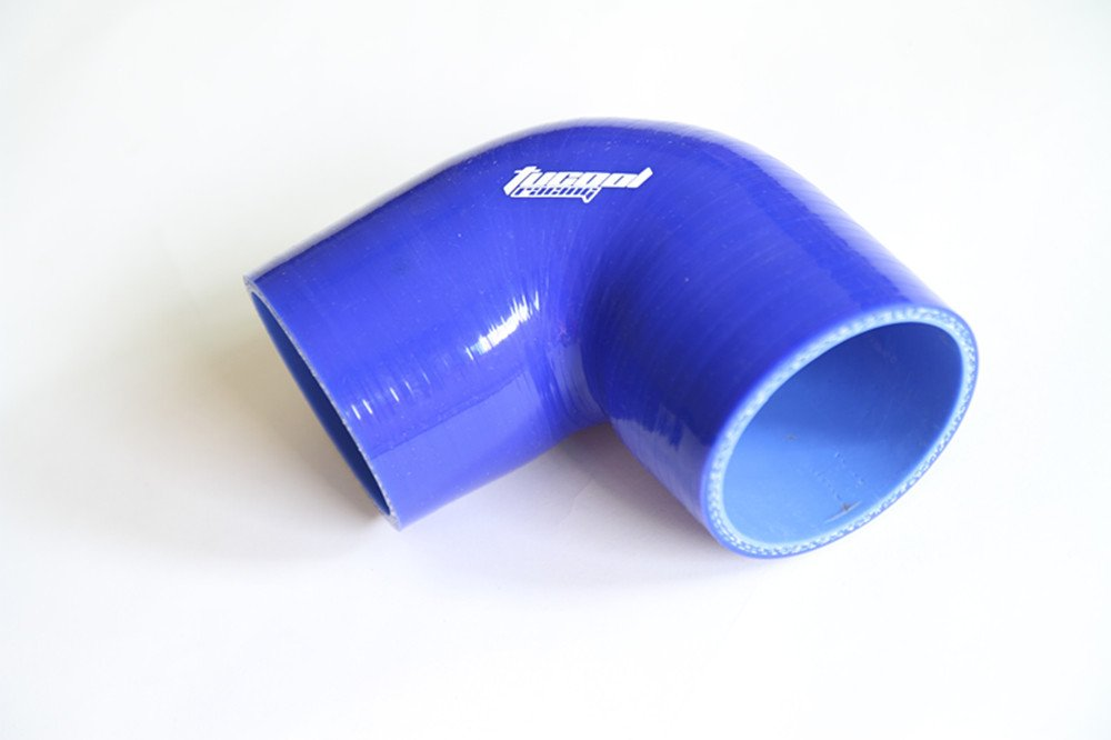 Tucool Racing Se90-008 Blue 50mm 2' 90 Degree Elbow Silicone Hose Turbo Pipe Silicone Coupler Hose Yuxin