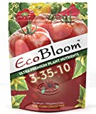 EcoBloom 3-35-10 - Premium Plant Food for High Yield Flowering - 1kg (2.2 lbs)
