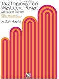Jazz Improvisation for Keyboard Players: Complete Edition
