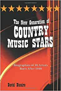 Popular Country Music Books