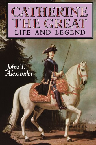 Catherine the Great : Life and Legend
