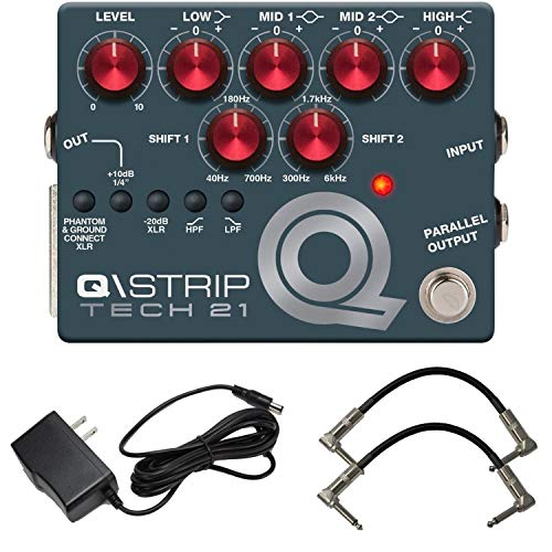 Equalization  Electric Guitar Effects