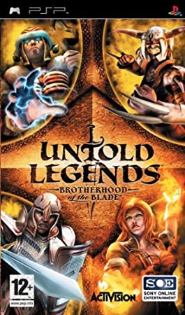 Untold Legends: Brotherhood of the Blade - Sony PSP