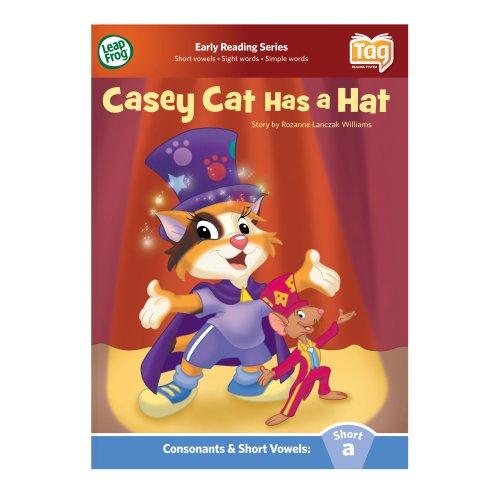 LeapFrog Casey Cat Has a Hat