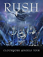 Rush Clockwork Angels Tour captures the Rock & Roll Hall of Famers' 2012-2013 sold-out tour from a unique point-of-view approach to filmmaking utilizing distinct composition and a voyeuristic style that at varying moments puts the viewer ...