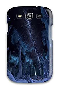 Awesome FtIWcfL6820VhsXN DanRobertse Defender Tpu Hard Case Cover For Galaxy S3- Art Artwork Star Wars The Old Republic Illum