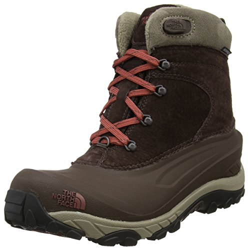 - The North Face Men's Chilkat II Boot,Mulch Brown/Brick House Red,US 11 M