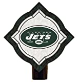 NFL New York Jets Vintage Art Glass Nightlight
