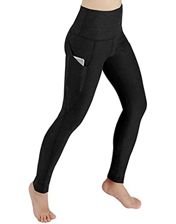 39d8b602951e1 Women Yago Pants, Solid Color High Waist Out Pocket Workout Running Fitness  Sports Shapewear Pants