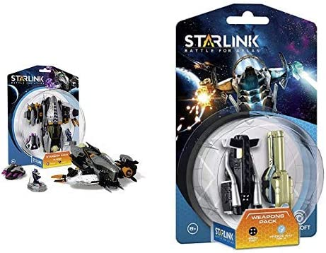 Starlink - Battle For Atlas, Pack Nave Nadir & Pack De Armas Iron Fist + Freeze Ray: Amazon.es: Videojuegos