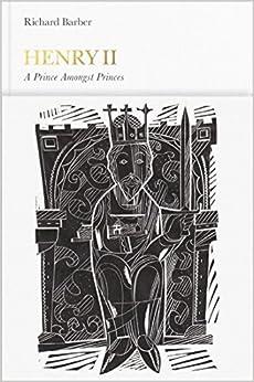 Book Henry II (Penguin Monarchs): A Prince Among Princes