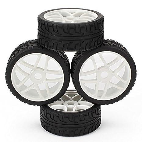 DN HSP RC 1: 8 Off-road Neumáticos grano estrella ruedas de coches Hub