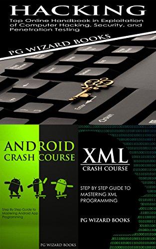 Amazon com: Hacking + Android Crash Course + XML Crash Course