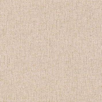 Papier Peint Effet Tissu Lin Antique De Qualité Color Ecru Avec