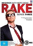 Rake - Season 3 [DVD] [Pal / Non USA Format]