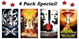 4 Pack Special: Jason X, Demon Slayer, Wishcraft & Texas Chainsaw Massacre: The Next Generation (Renee Zellweger & Matthew McConaughey)