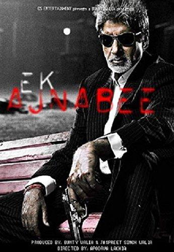 Ek Ajnabee: Amazon.in: Amitabh Bachchan, Arjun Rampal, Perizaad Zorabian,  Vikram Chatwal, Akhilendra Mishra, Dayashankar Pandey, Kelly Dorji, Raj  Zutshi, Denzil Smith, Yuth, Baby Rucha, Apoorva Lakhia, Amitabh Bachchan,  Arjun Rampal: Movies &