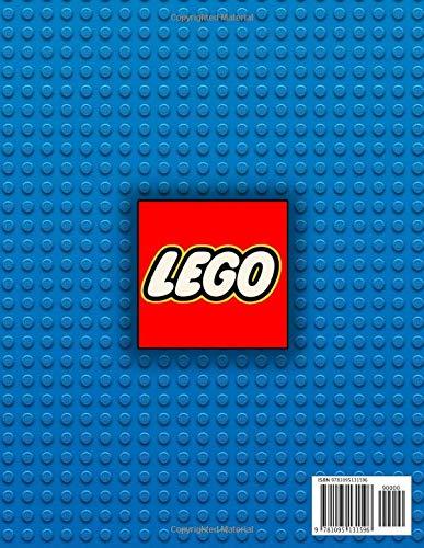 Amazon.com: Lego NINJAGO Coloring Book: For Kids ...