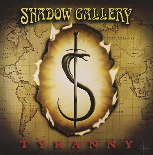 Shadow Gallery-Tyranny-CD-FLAC-1998-SCORN Download