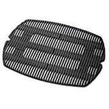 7582-Porcelain-Enameled Cast-Iron Cooking Grate for Weber Q 100 Series