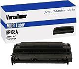 VersaToner - 03A C3903A MICR Toner Cartridge for Check Printing - Compatible with LaserJet 5P, 5MP, 6P, 6MP, 6PXI, 6PSE