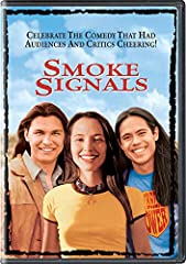 Critically acclaimed as one of the best films of the year, SMOKE SIGNALS was also a distinguished winner at the Sundance Film Festival! Though Victor and Thomas have lived their entire young lives in the same tiny town, they couldn't have les...