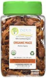 Indus Organics Mace Whole, 3 Oz Jar, Premium Grade, Hand Selected, Freshly Packed
