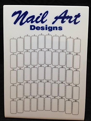 nail art display board - 4