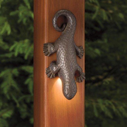 Kichler Lighting 15047OZ Oak Trail Accent Light 12-Volt Deck and Patio Light, Olde Bronze by Kichler
