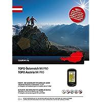 Garmin Topo Österreich V4 Pro - Topografische Vektorkarte mit über 70.000 km Rad- & Wanderwegen
