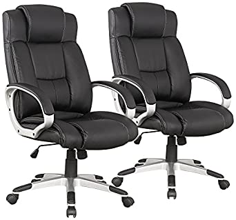 presidential office chair. Presidential Washington Black Office Chair Set Of 2 Presidential Office Chair