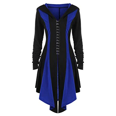 Amazon.com: MILIMIEYIK Steampunk Clothing for Women Plus Size Women ...