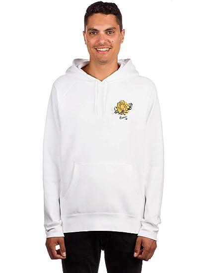 Nike M NK SB Hoodie Icon PO Floral - Sudadera, Hombre, (White/Black/Yellow Ochre): Amazon.es: Deportes y aire libre