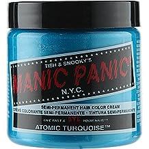 Atomic Turquoise Blue Manic Panic 4 Oz Hair Dye