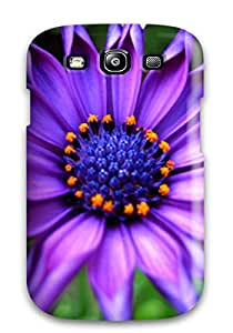 Hot Tpu Cover Case For Galaxy/ S3 Case Cover Skin - Flower Photography