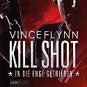 Kill Shot: In die Enge getrieben Hörbuch von Vince Flynn Gesprochen von: Stefan Lehnen