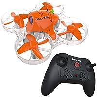 S85 Micro FPV Racing Drone RTF FPV Quadcopter Mirarobot Cyclone Drone 8520 Motor 5.8G 48CH 25MW 600TVL FPV Camera(RTF)