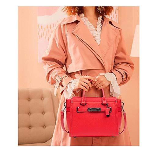 Las Explosión Modelos Cuero Red Spfazj Europeo Boutique Bolso Americano Bolsos Señoras Salvaje De Hombro Mensajero Bolsa Y wZYtatxq6