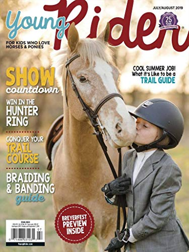 kids horse magazine