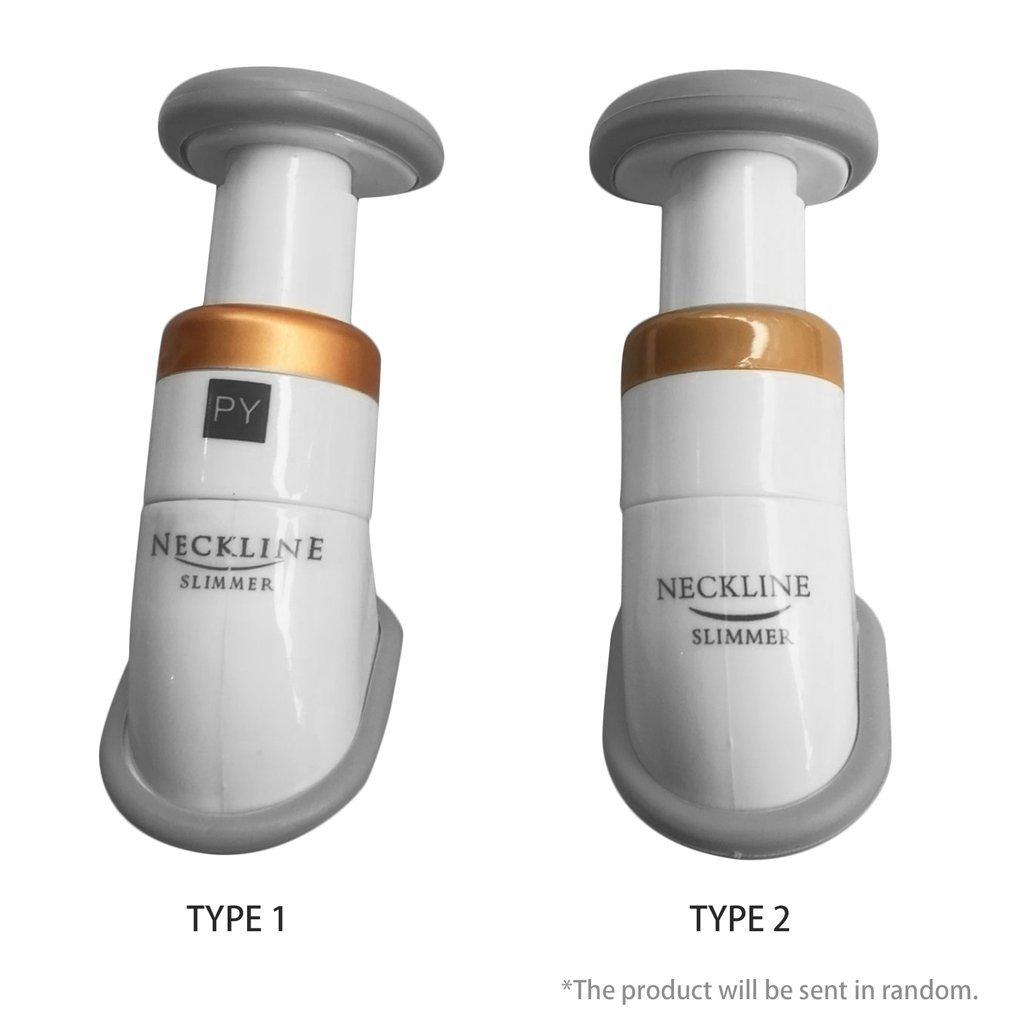 Ulable - Outil portable de massage du cou pour affiner le cou et la mâchoire et réduire les doubles-mentons - Avec sac
