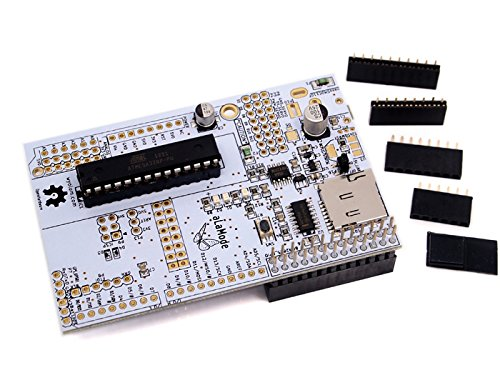 Seeedstudio-Alamode - Arduino Compatible Raspberry Pi Plate-Arduino compatible-Raspberry Pi by WyoLum