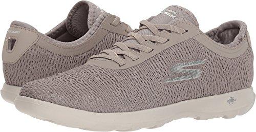 para Zapatillas Marrón Topo Skechers Go Mujer Saavy Lite Walk PXxwvw6q4