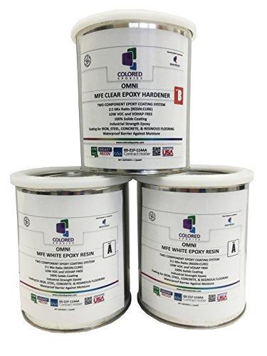 coloredepoxies-white-epoxy-paint-21-part-for-garage-floor-basement-concrete-3-quart-kit-by-coloredep