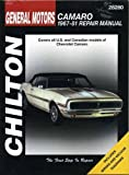 Chevrolet Camaro, 1967-81 (Chilton Total Car Care Series Manuals)