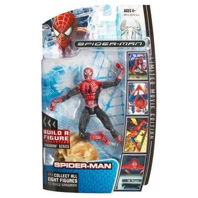 Spider-Man Marvel Legends Movie Action Figure Classic-Suit