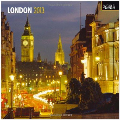 London 2013 - Original BrownTrout-Kalender (World Traveler)