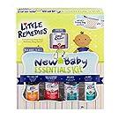 Little Remedies New Baby Essentials Kit, 1.20 Pound