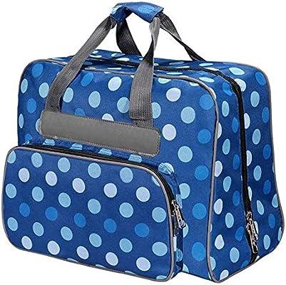 Carina - Bolsa para máquina de Coser, Color Azul: Amazon.es: Juguetes y juegos