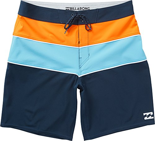 Billabong Surf Shorts (Billabong Men's Tribong X Boardshort, Navy, 36)